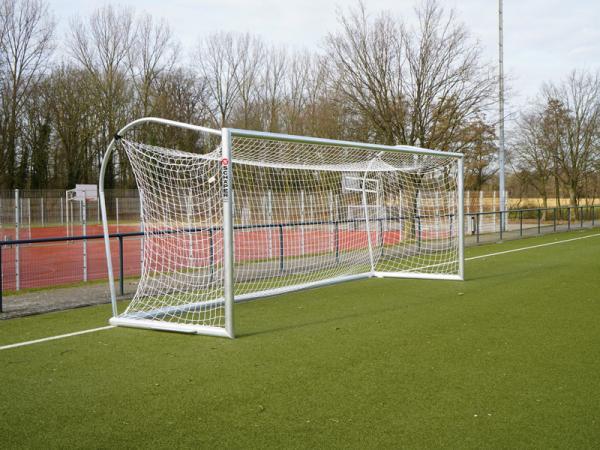 Trainings-Fußballtor mit freier Netzaufhängung, vollverschweißt