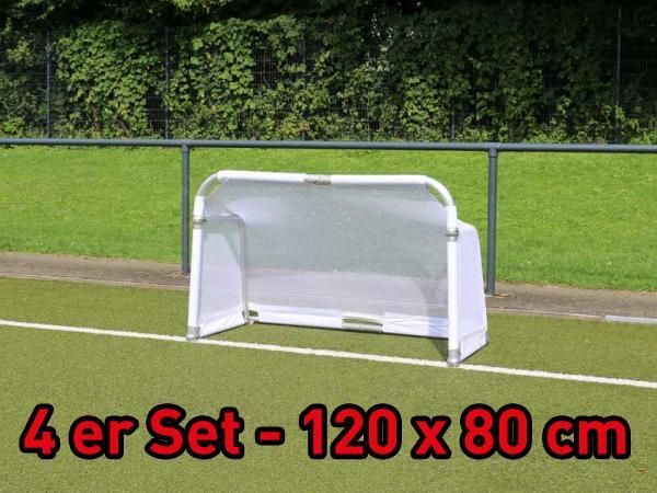 Minitor Set - 4x klappbares Minitor 1,20 x 0,80 m