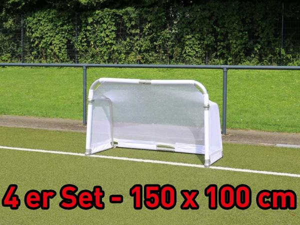 Minitor Set - 4x klappbares Minitor 1,50 x 1,00 m
