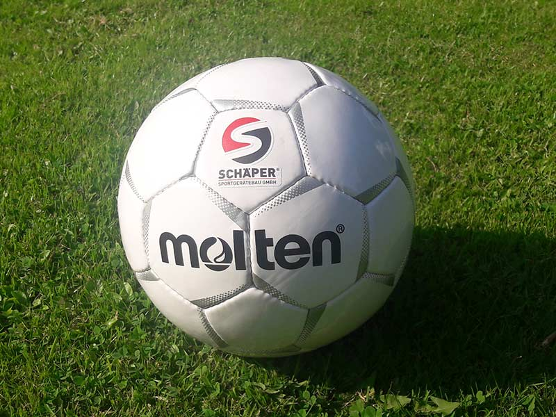 lowest price 5f30f 30724 Molten Trainings-Fußball PF-160SLV5